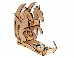 Lanceur de dé e-Raptor Dice Tower - Dragon