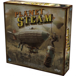 Planet Steam VF
