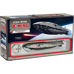 X-Wing - Le Jeu de Figurines - Transport Rebelle