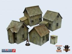 Western cottages
