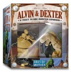 Aventuriers du Rail - Alvin et Dexter