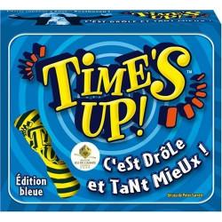 Time's Up édition Bleue