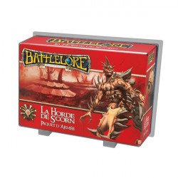 Battlelore Seconde Édition VF - La Horde de Scorn