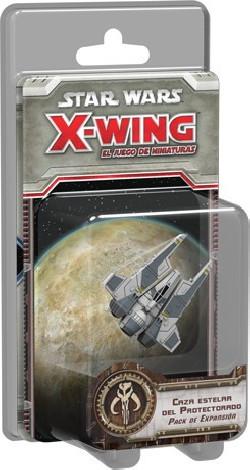 X-WING CHASSEUR STELLAIRE DU PROTECTORAT