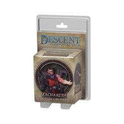 Descent Seconde Édition - Extension Lieutenant Zachareth