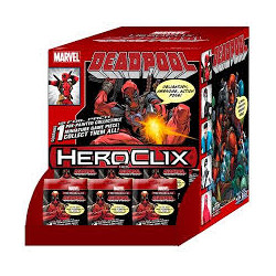 Dice Masters : Marvel Deadpool - Booster VF