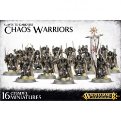 Age of Sigmar : Chaos - Slaves to Darkness Chaos Warriors