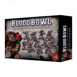 Blood Bowl : Team - The Gouged Eyes