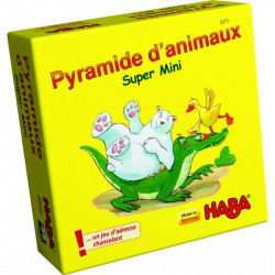 Super Mini Pyramide d'Animaux