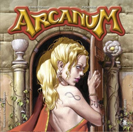 PRM Arcanium ( boitage allemand ) pas cher