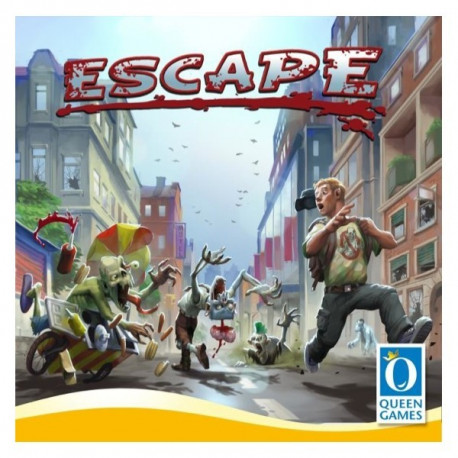 Escape: Zombie City pas cher