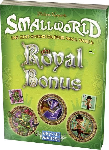 Royal Bonus ( smallworld ) pas cher