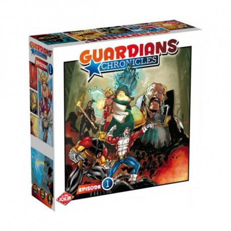 Guardians' Chronicles pas cher