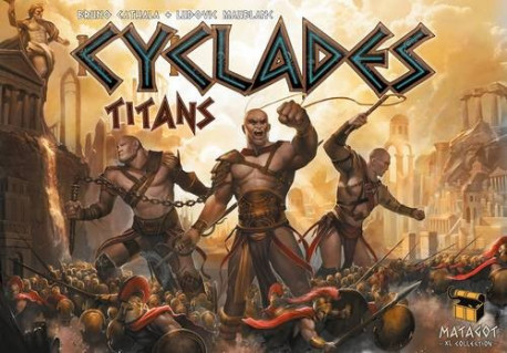 Cyclades Titan pas cher