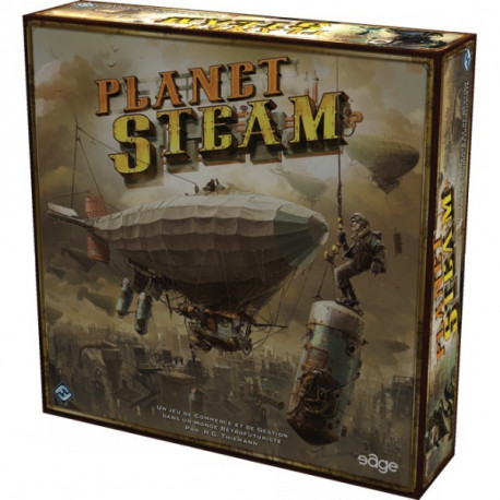 Planet Steam VF pas cher