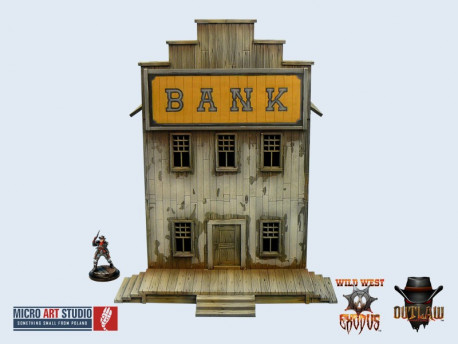 Western Town Hall wargaming Terrain pas cher