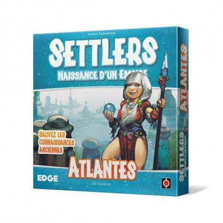 Settlers : Atlantes pas cher