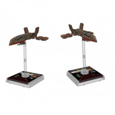 X-Wing - Le Jeu de Figurines - HWK-290 pas cher