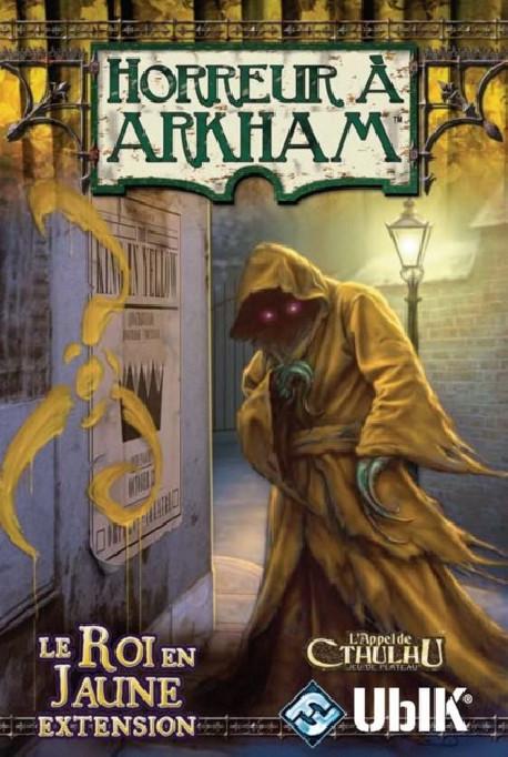 Horreur à Arkham : Le Roi en Jaune pas cher