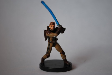 32/40 Obi-Wan Kenobi, Jedi General Galaxy at Wars Rare pas cher