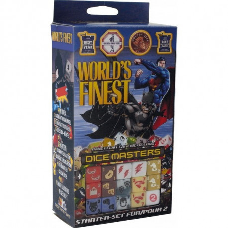 Dice Masters : World's Finest - Starter VF pas cher