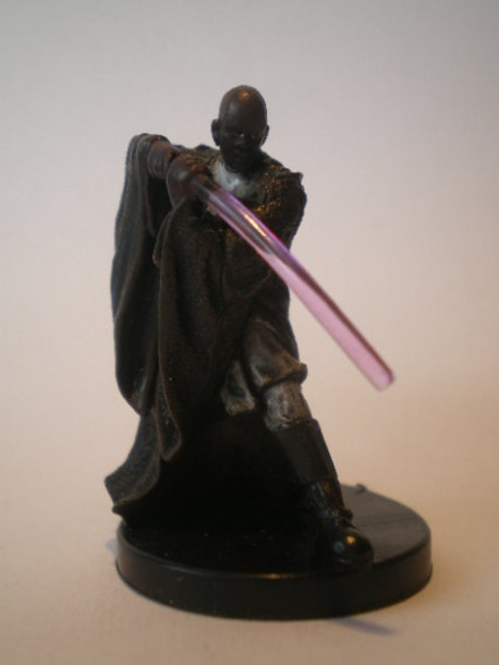 26/60 General Windu CHAMPION OF THE FORCE rare pas cher