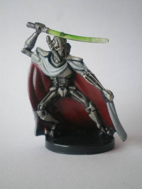 32/60 General Grievous supreme commander REVENGE OF THE SITH rare pas cher