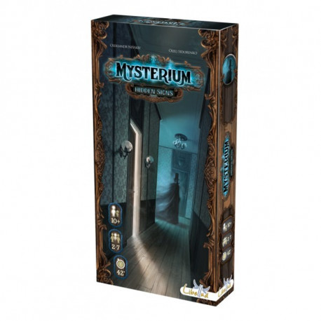 Mysterium Extension Hidden Signs pas cher