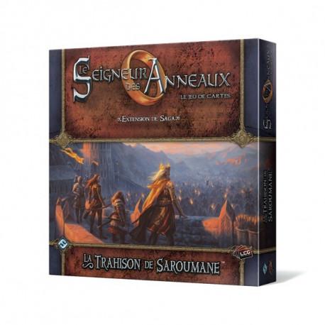 Le Seigneur des Anneaux JCE - La Trahison de Saroumane pas cher