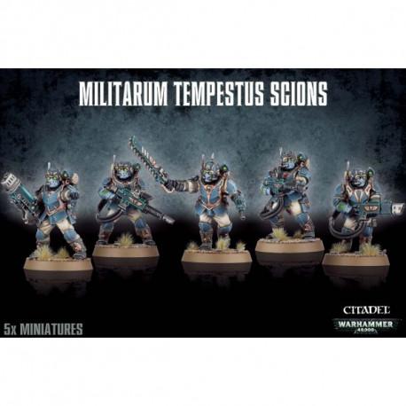 Militarum Tempestus Scions pas cher