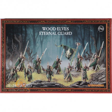 Age of Sigmar : Order - Eternal Guard / Wildwood Rangers pas cher