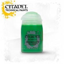 Citadel : Technical - Hexwraith Flame