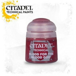 Citadel : Technical - Blood for the Blood God