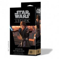 Star Wars : Légion - Anakin Skywalker Extension Commandant (précommande novembre)