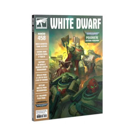 White Dwarf : 458 - Novembre 2020