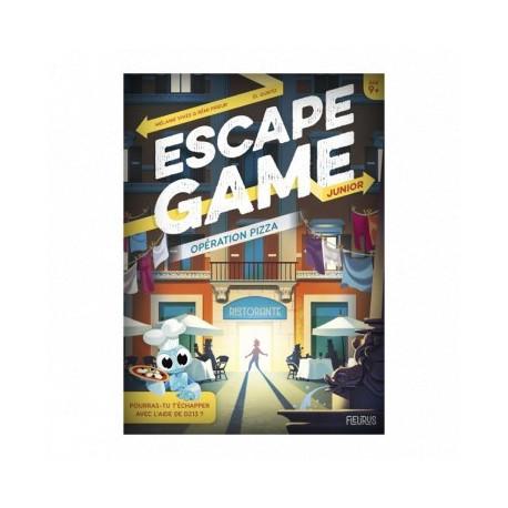 Escape Game Kids - Opération Pizza