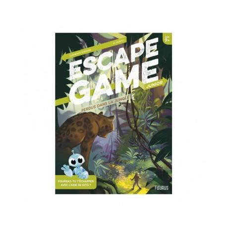 Escape Game Kids - Perdus Dans La Jungle
