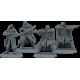 Le Trône de Fer : le Jeu de Figurines - Arbalétriers Constructeurs de la Garde de Nuit