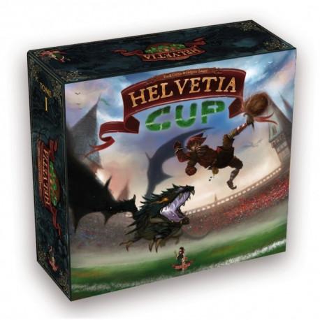 Helvetia Cup ( boite endommagée )