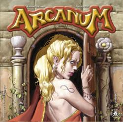 PRM Arcanium ( boitage allemand )