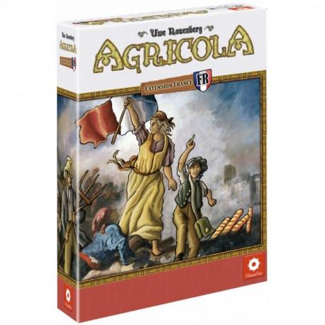 Agricola Deck France