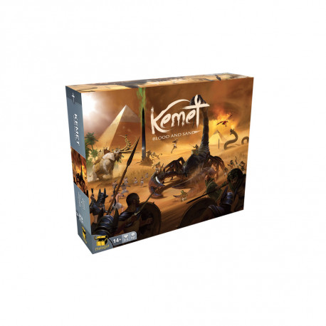 Kemet - Blood and Sand