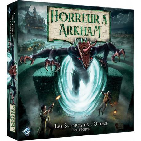 Horreur à Arkham 3e Edition - Les Secrets de l'Ordre