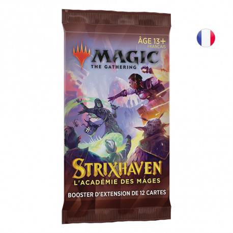 Magic The Gathering : Strixhaven Booster d'extension