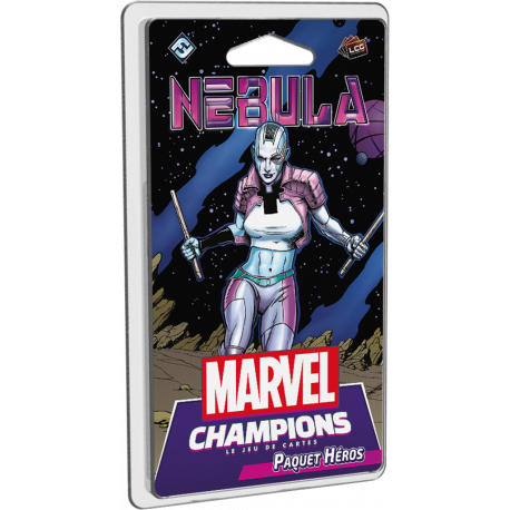 Marvel Champions : Le Jeu de Cartes - Nebula