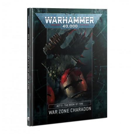 Warhammer 40,000 – Charadron Act II : Le livre du feu