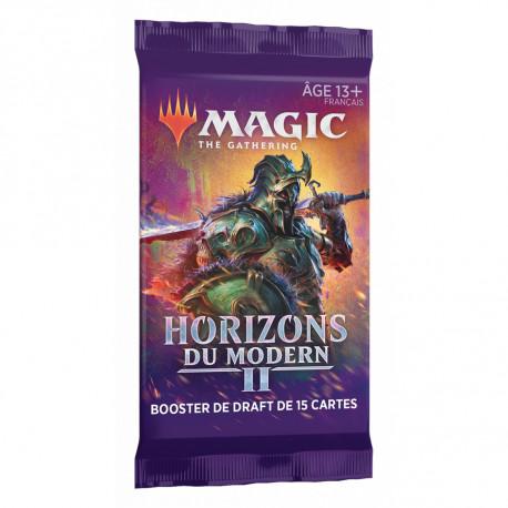 Magic The Gathering : Horizons du Modern 2 - 1 Booster de Draft