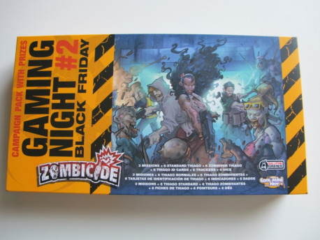 Zombicide Gaming Night 2