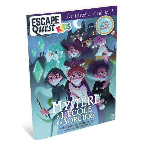 Escape Quest Kids - L'Île au Singe