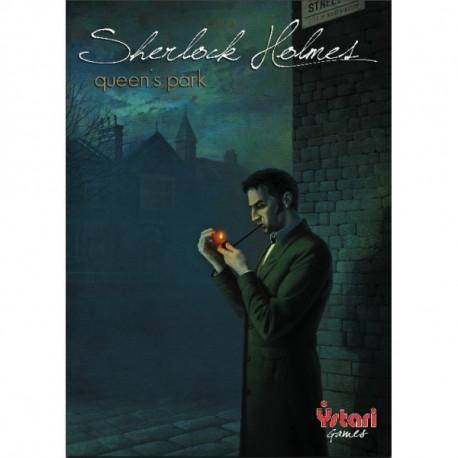 Sherlock Holmes Détective Conseil - Queens Park
